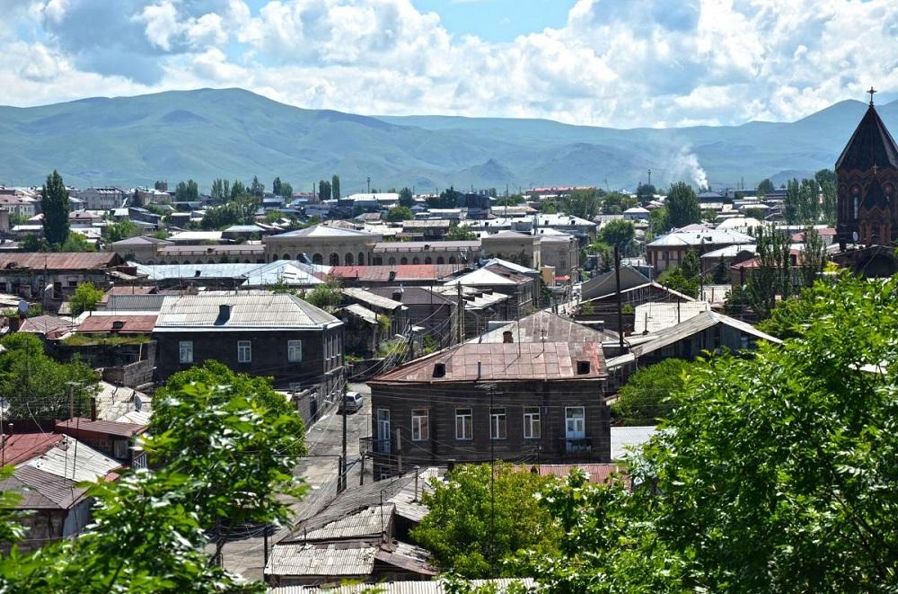 Город Гюмри, Армения