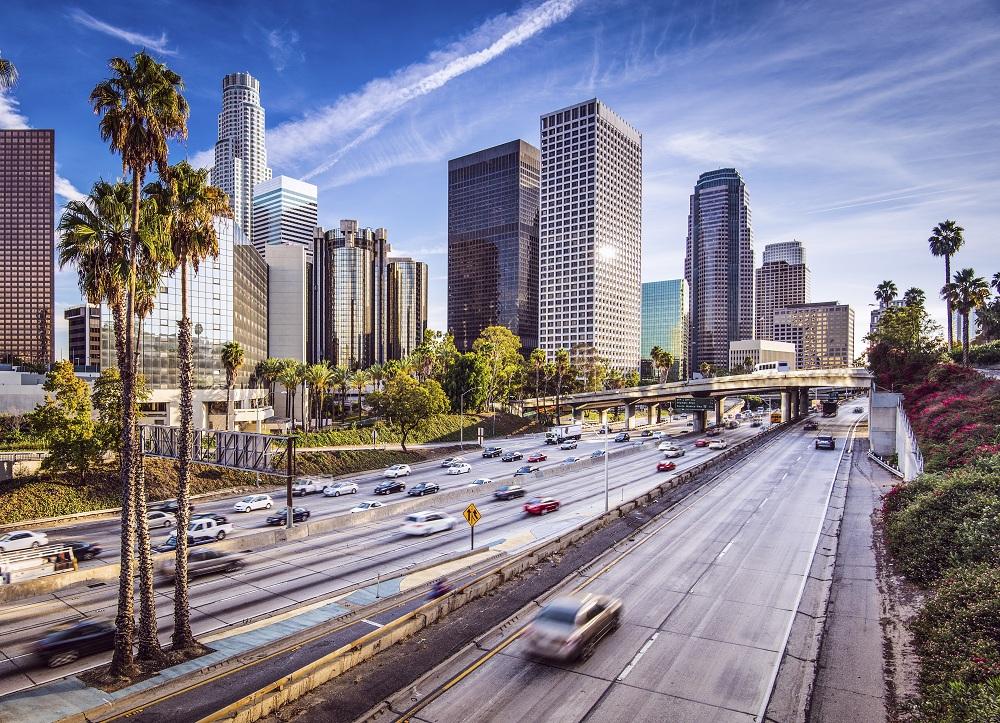 Город Лос-Анджелес, США