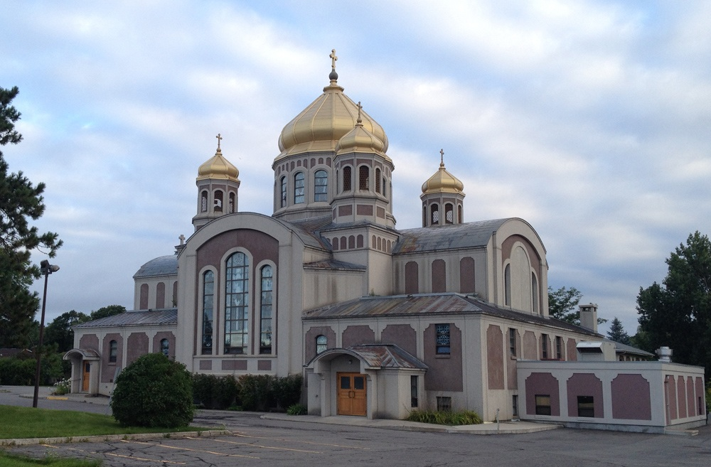 Храм Святого Иоанна Крестителя, Оттава