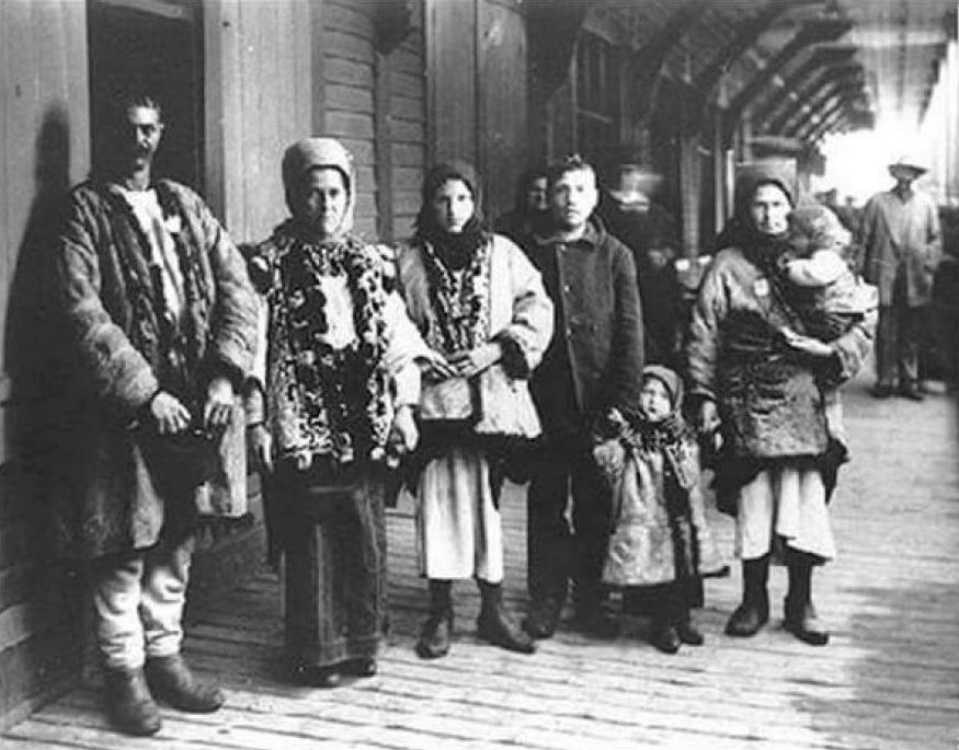 История появления украинцев в Канаде