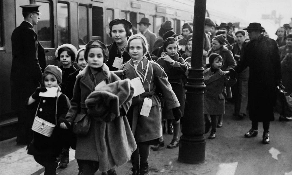 История расселения евреев в Германии