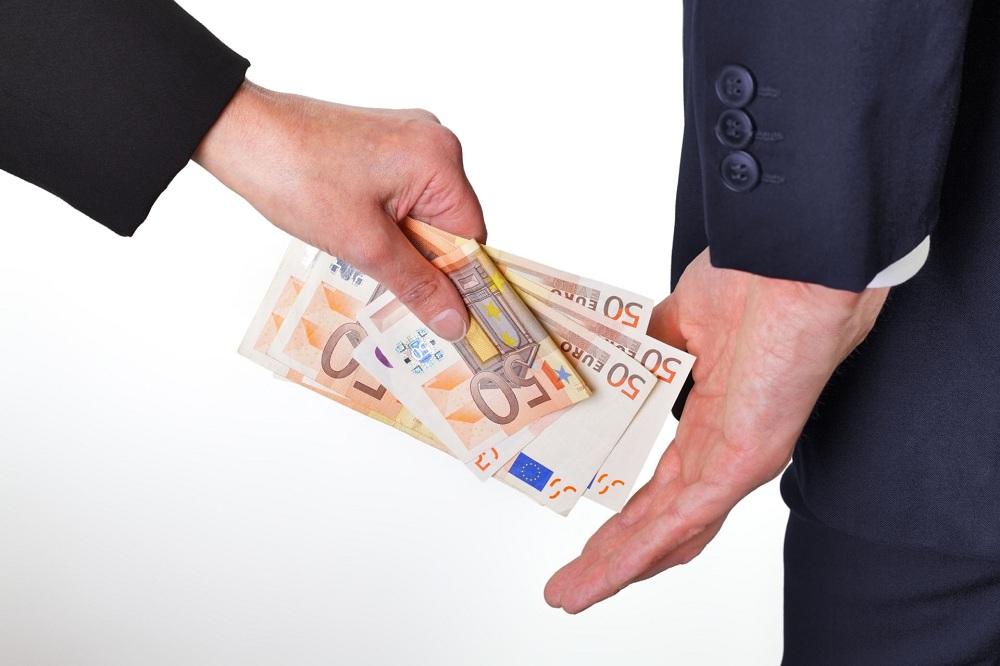 Коррупция в Евросоюзе