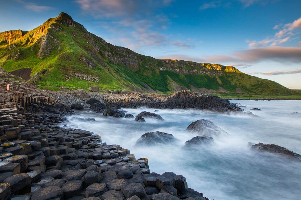 «Мостовая гигантов», или Дорога гигантов. Северная Ирландия