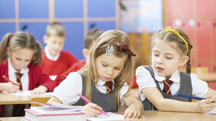 Начальное школьное образование в Англии