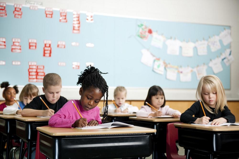 Начальное школьное образование в Великобритании