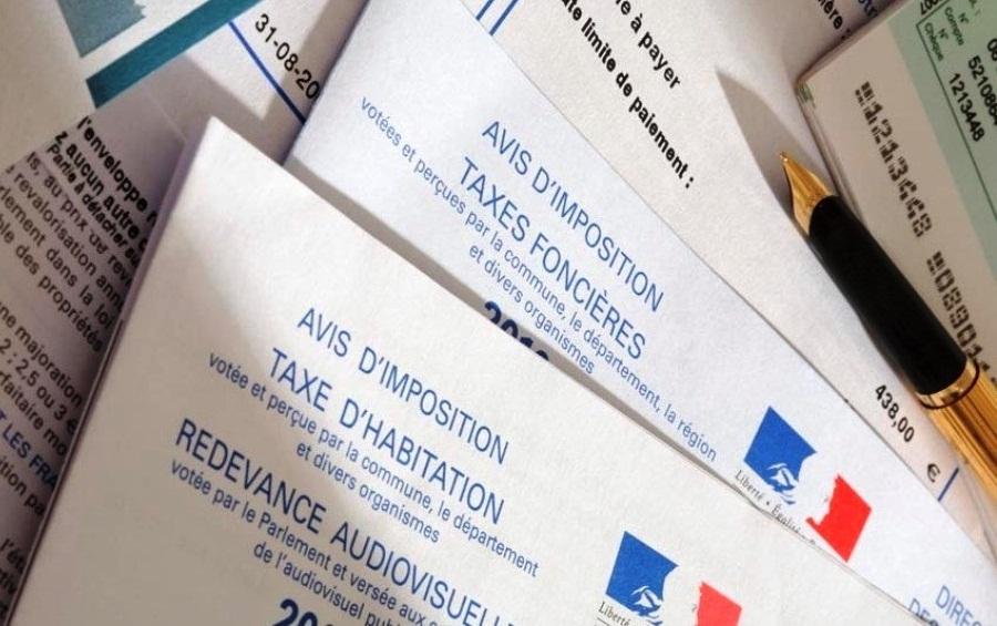 Налог во Франции