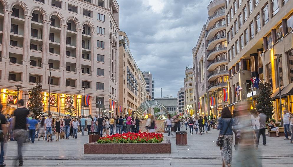 Население Армении