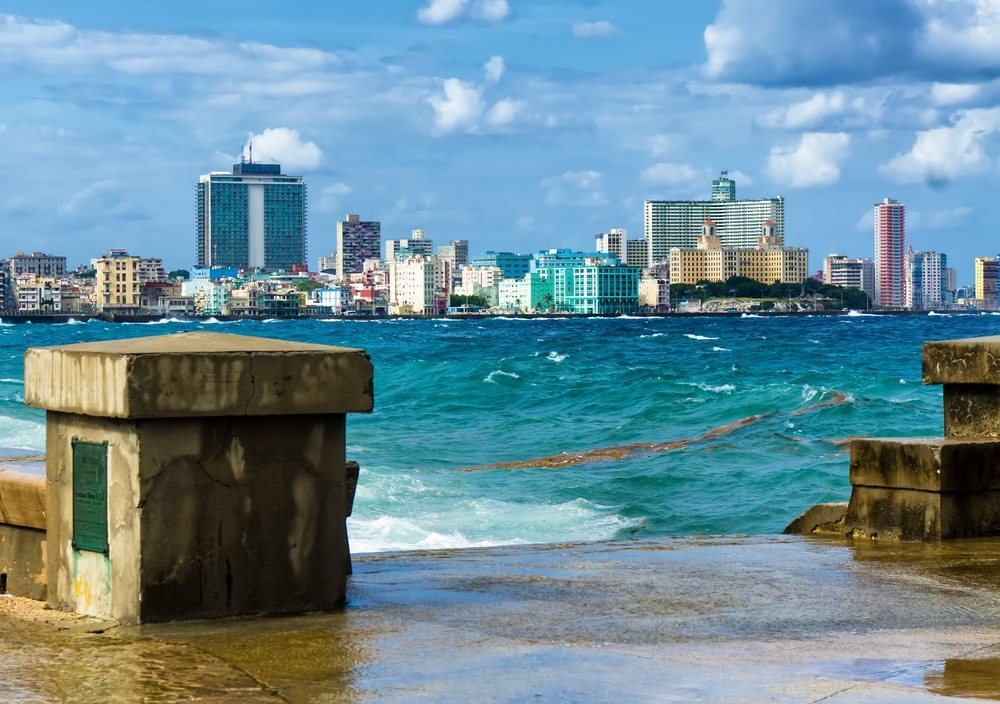 Новостройки на Кубе