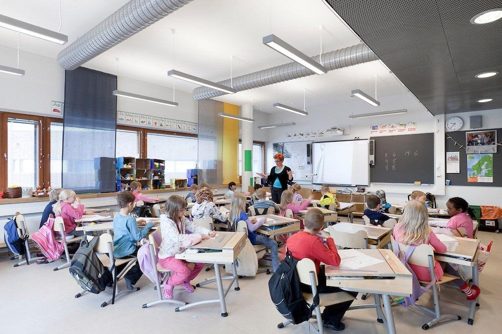 Образование в Дании