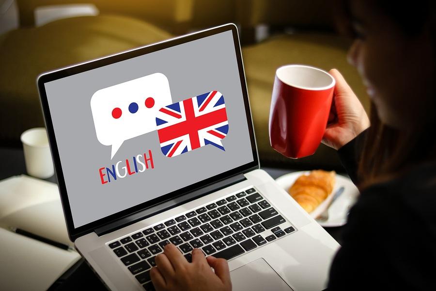 Официальный язык Соединенного Королевства