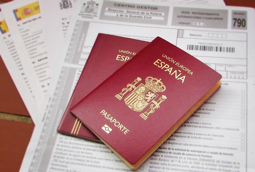 Оформление гражданства Испании