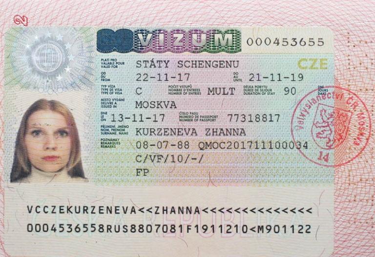 Особенности визы категории C