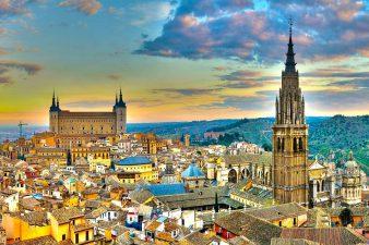 Переезд в Испанию