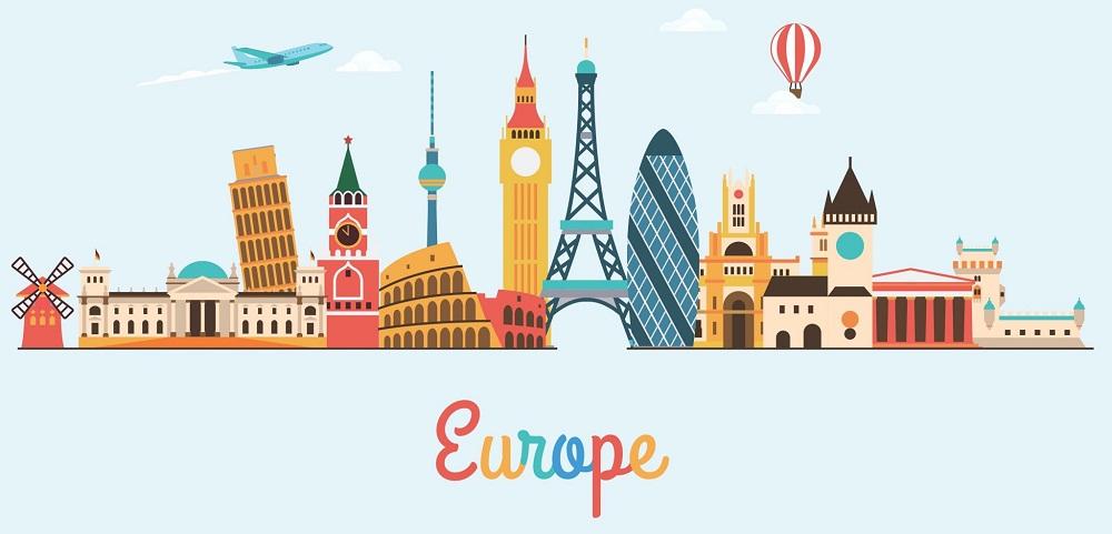 Перемещение по странам Европейского Союза