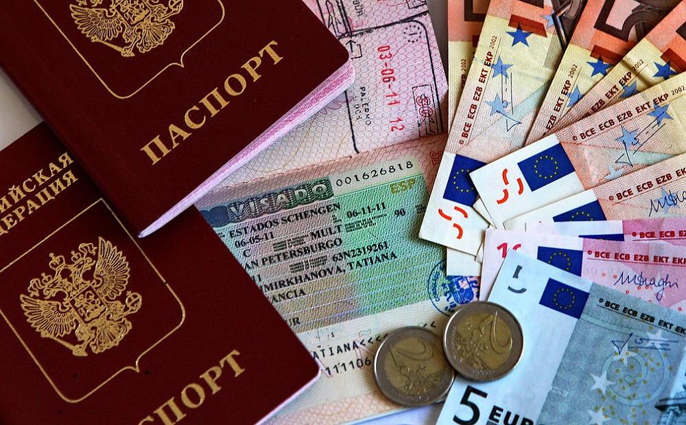 Подтверждение бронирования для шенгенской визы