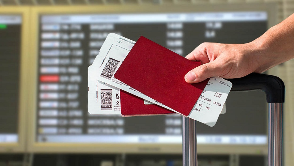 Покупка билета на пассажирские авиаперевозки
