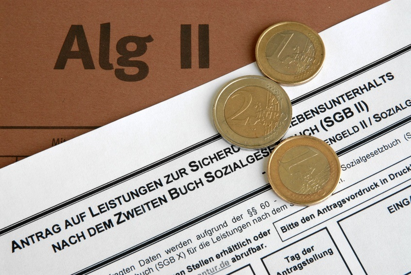 Пособия по безработице в Германии