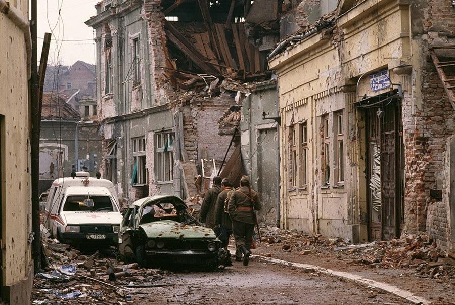 Позиция боснийцев