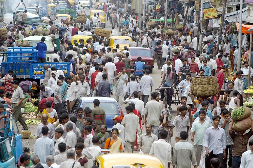 Продолжительность жизни в Индии
