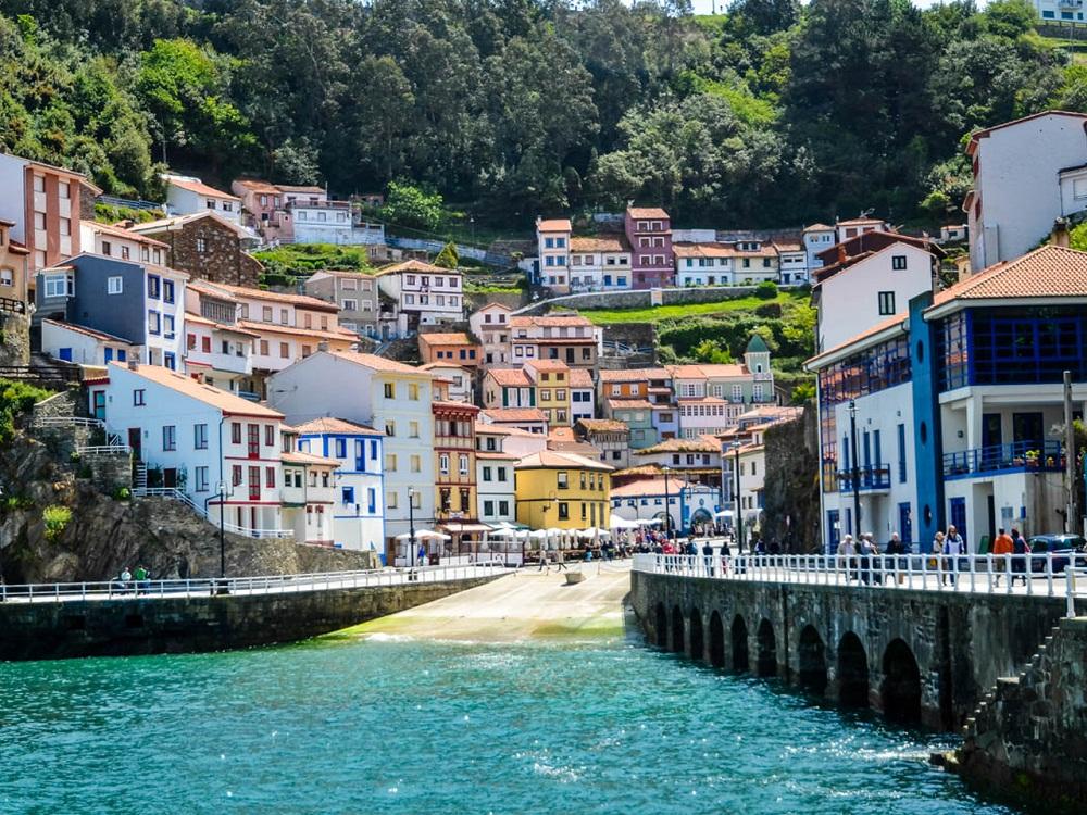 Провинция Астурия, Испания