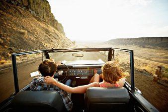 Путешествие за границу за рулем