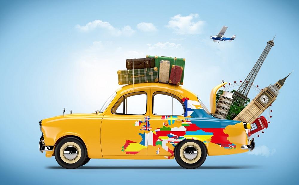 Путешествие за рубеж на собственном авто