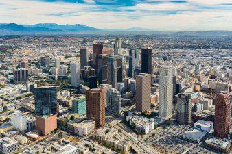 Работа в Лос-Анджелесе