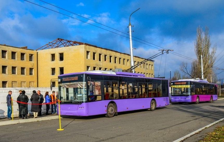 Работа водителем троллейбуса в ДНР