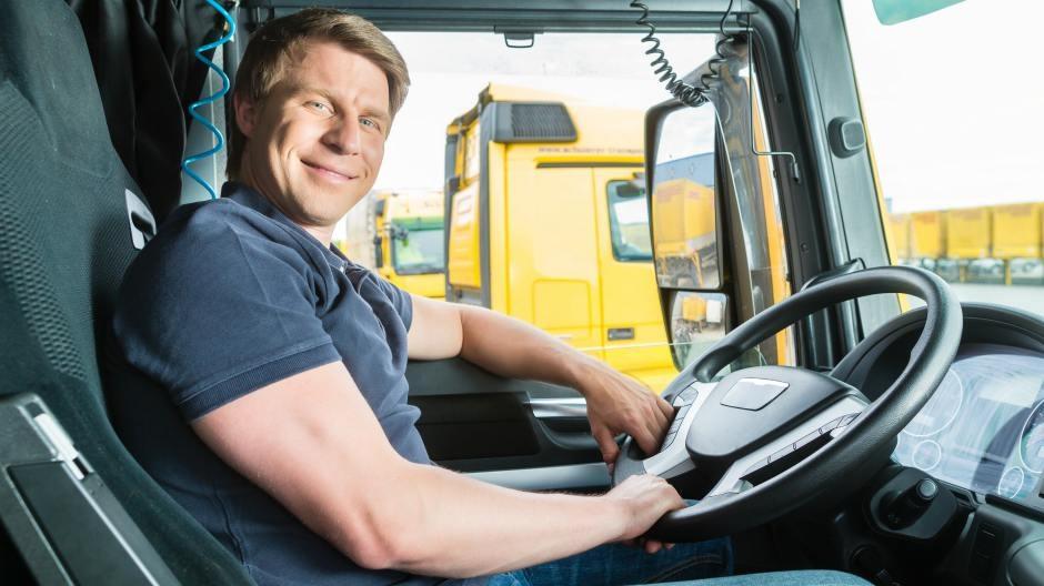 Работа водителем в Европе