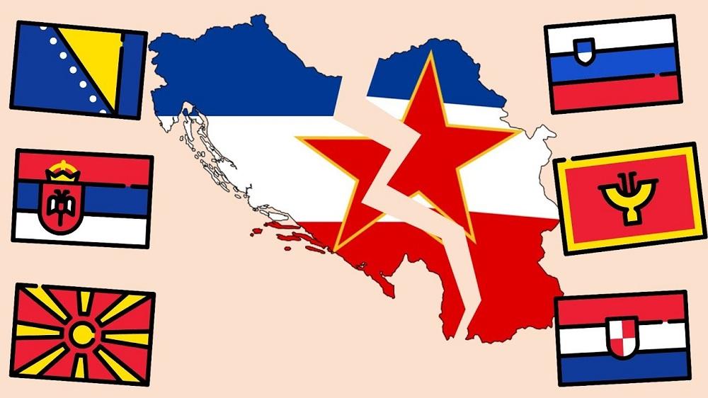 Разделение активов и имущества после распада Югославии