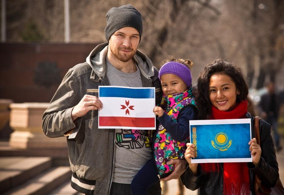 Различное гражданство у родителей