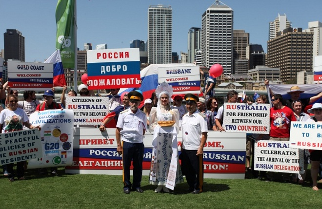 Русская диаспора в Австралии