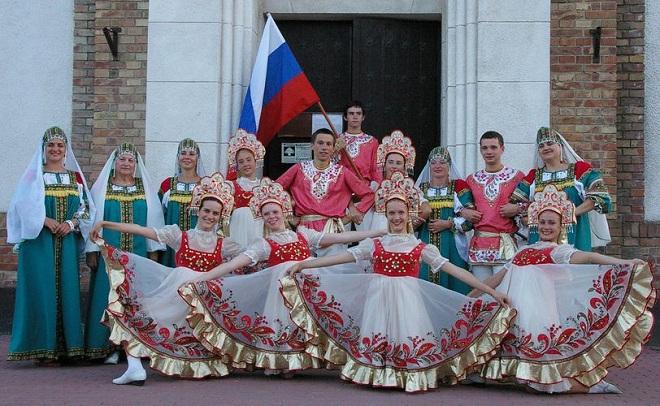 Русская община за границей