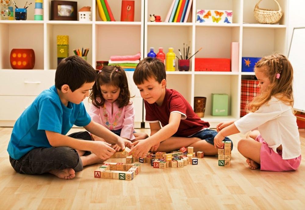 Система дошкольного воспитания в Англии