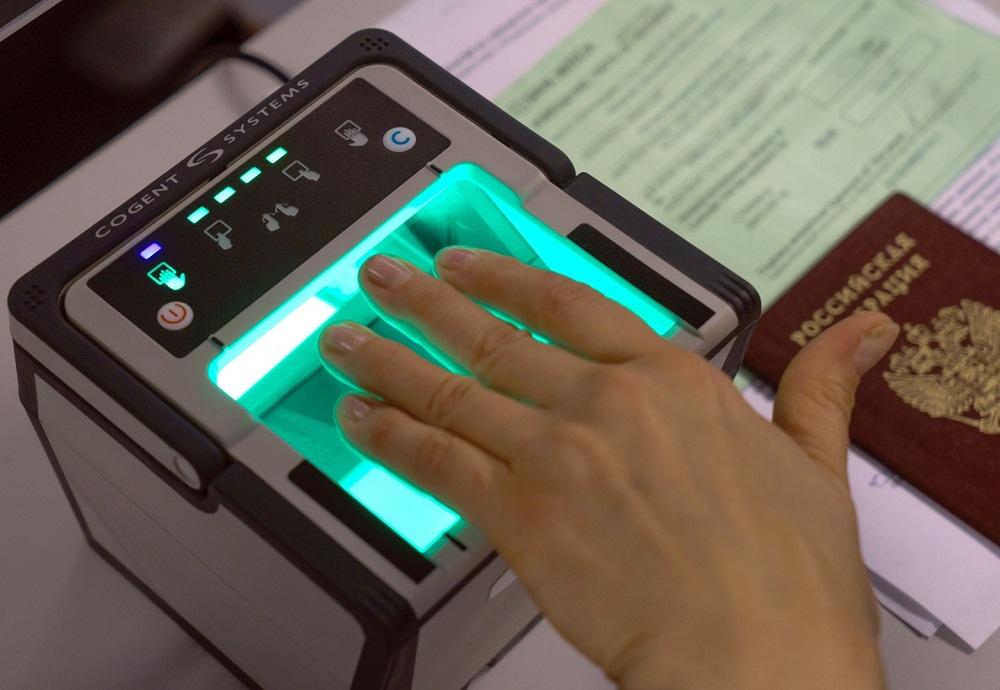 Снятие биометрических данных