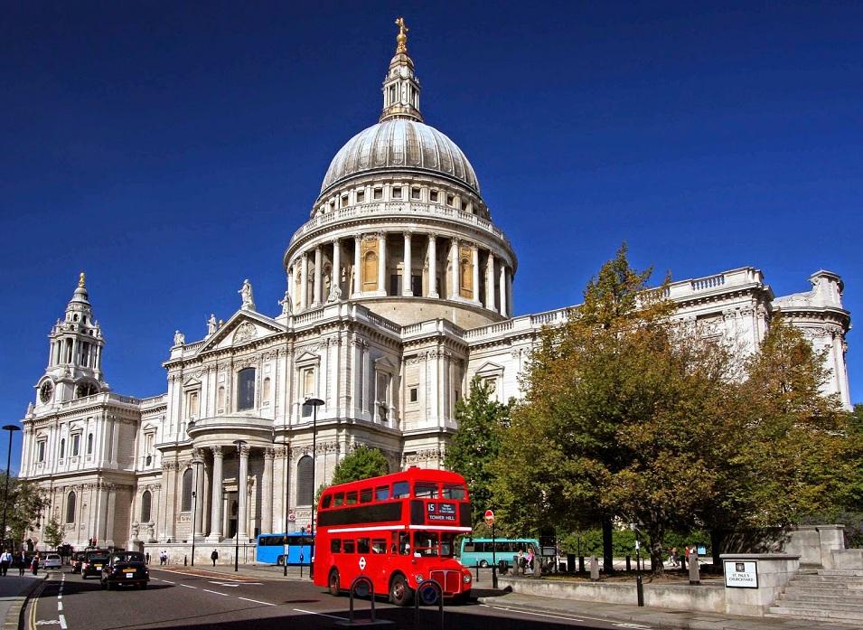Собор Святого Павла, Лондон