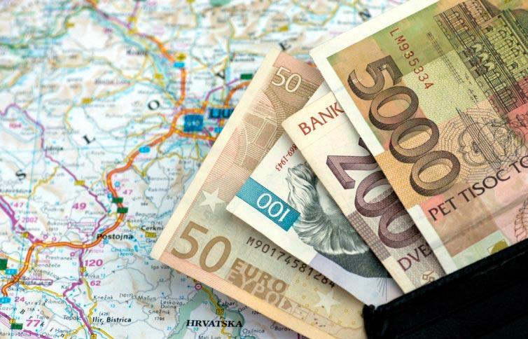 Стоимость оформления ВНЖ Словении