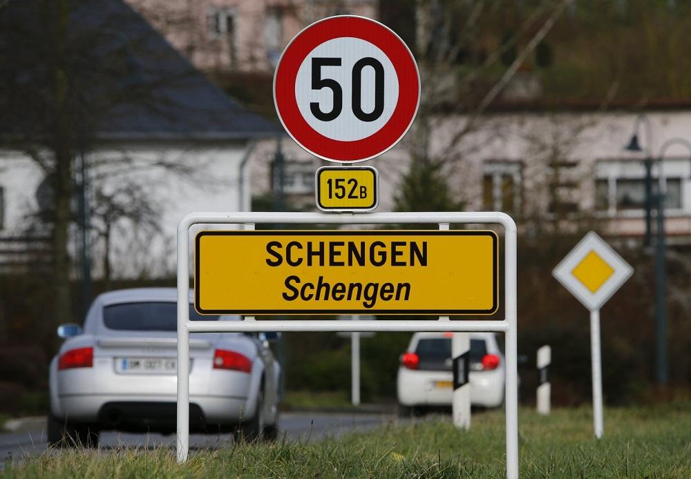 Страна первого въезда в шенген