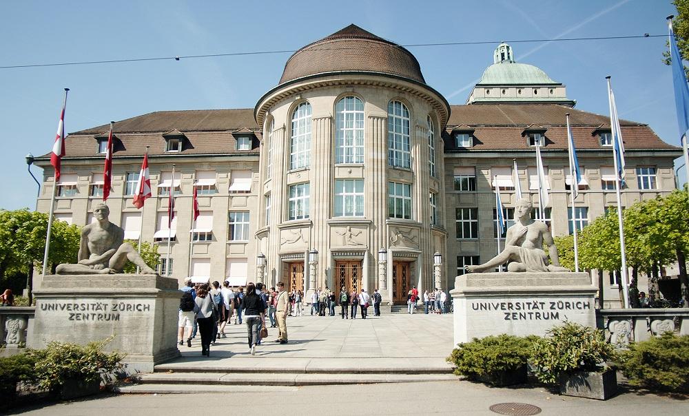 Цюрихский университет в Швейцарии