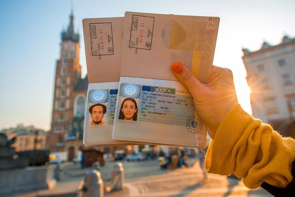 Туристическая шенгенская виза С