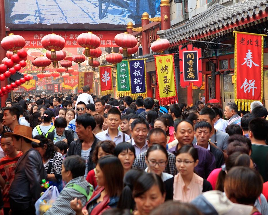 Уровень жизни в Китае