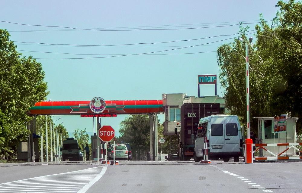 Въезд в Молдавию через Приднестровскую республику