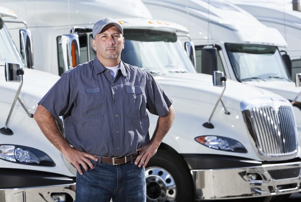 Водитель грузовых перевозок в Европе