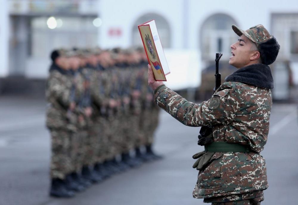 Военная служба в Армении