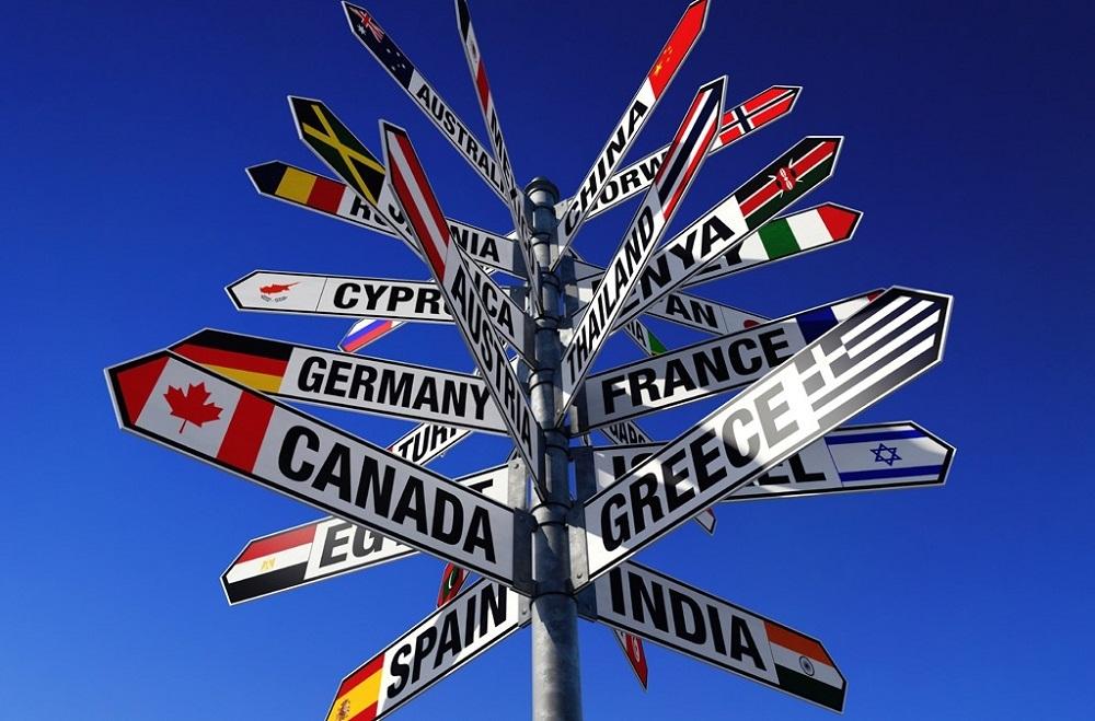 Выбор страны въезда для эмиграции