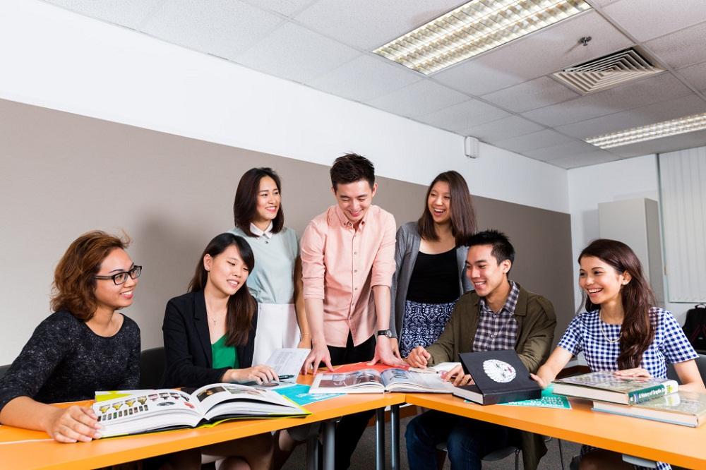 Высшее образование в Сингапуре