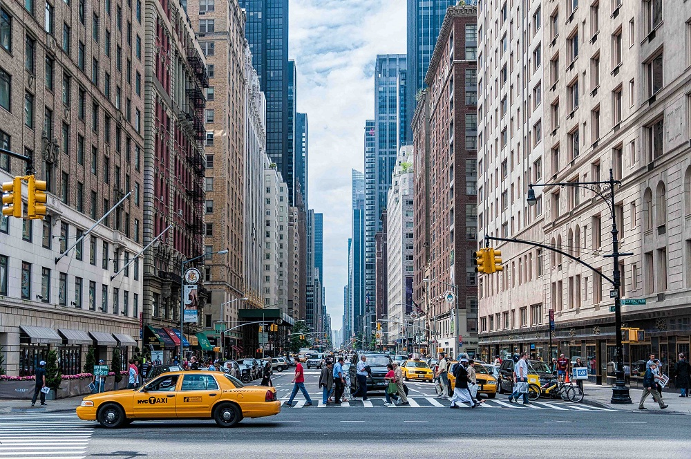 Жилье в Нью-Йорке