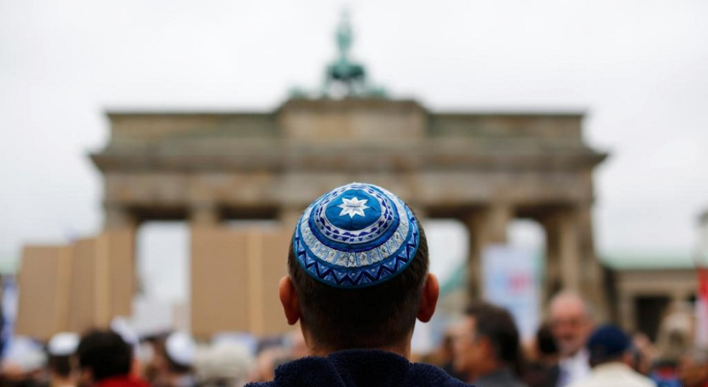 Жизнь евреев в Германии