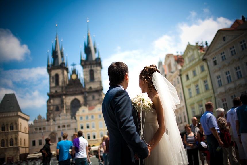Брак с гражданином Чехии