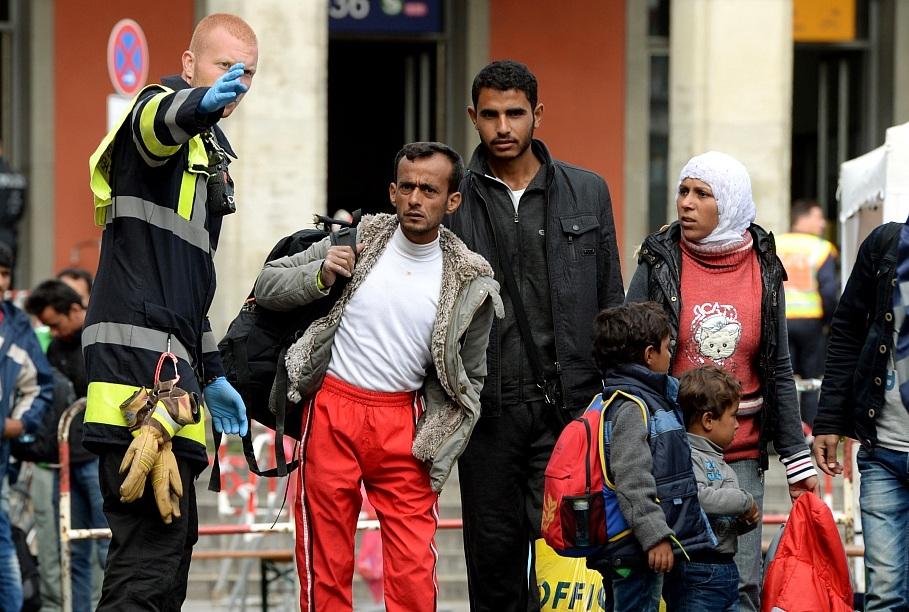Британское гражданство для беженцев